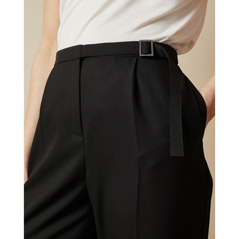 Pantalon À Pinces Ceinturé - Ted Baker - Modalova