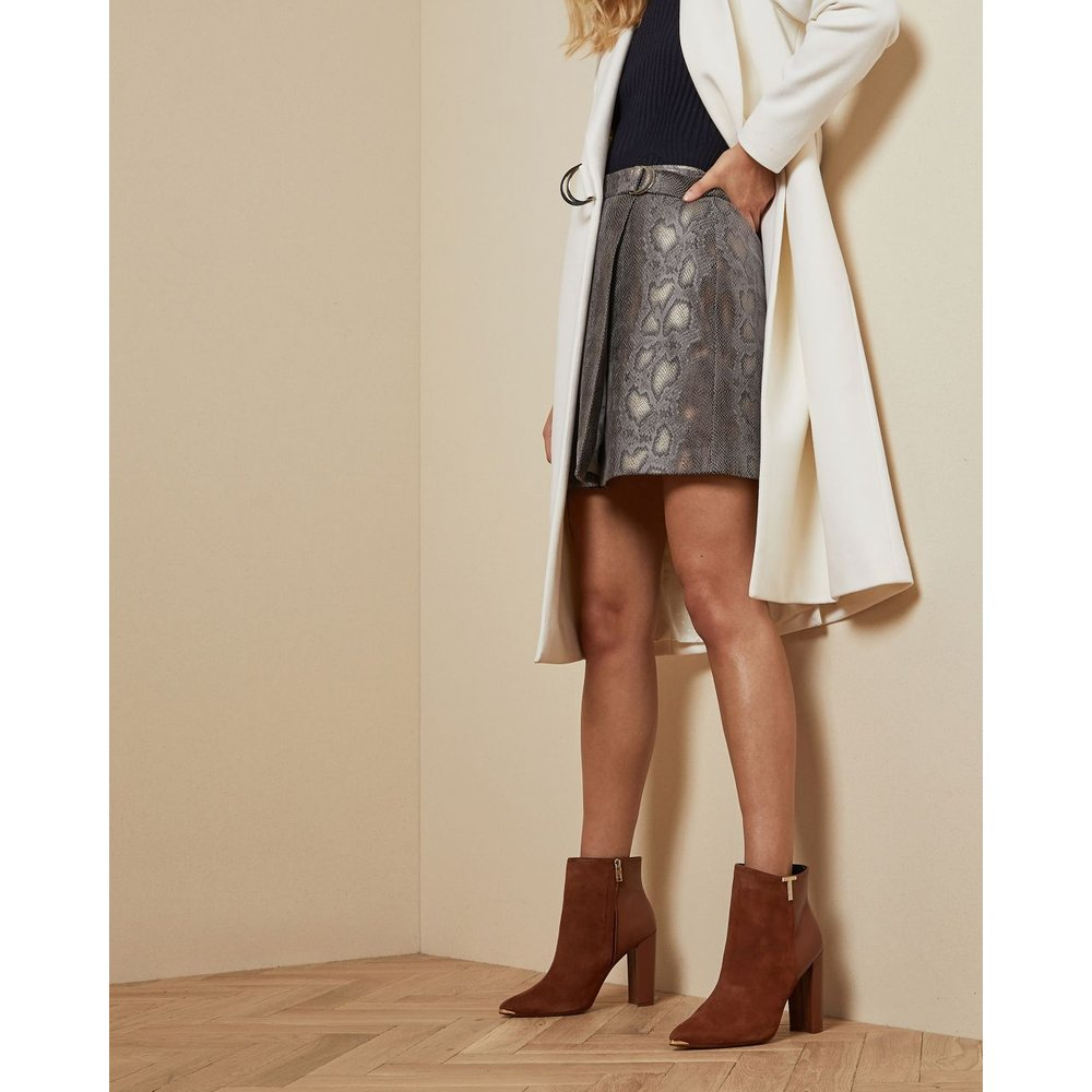 Bottines En Daim Détail T - Ted Baker - Modalova