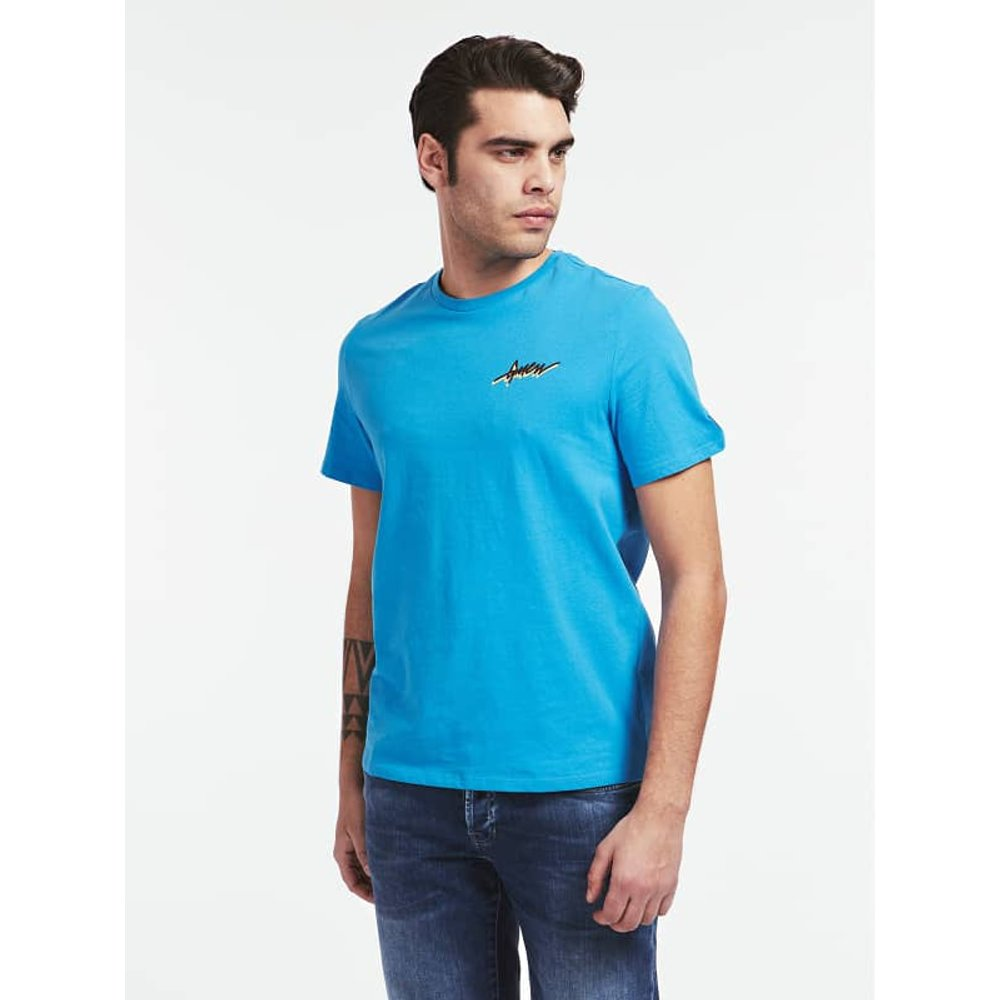 T-Shirt Imprime - Guess - Modalova