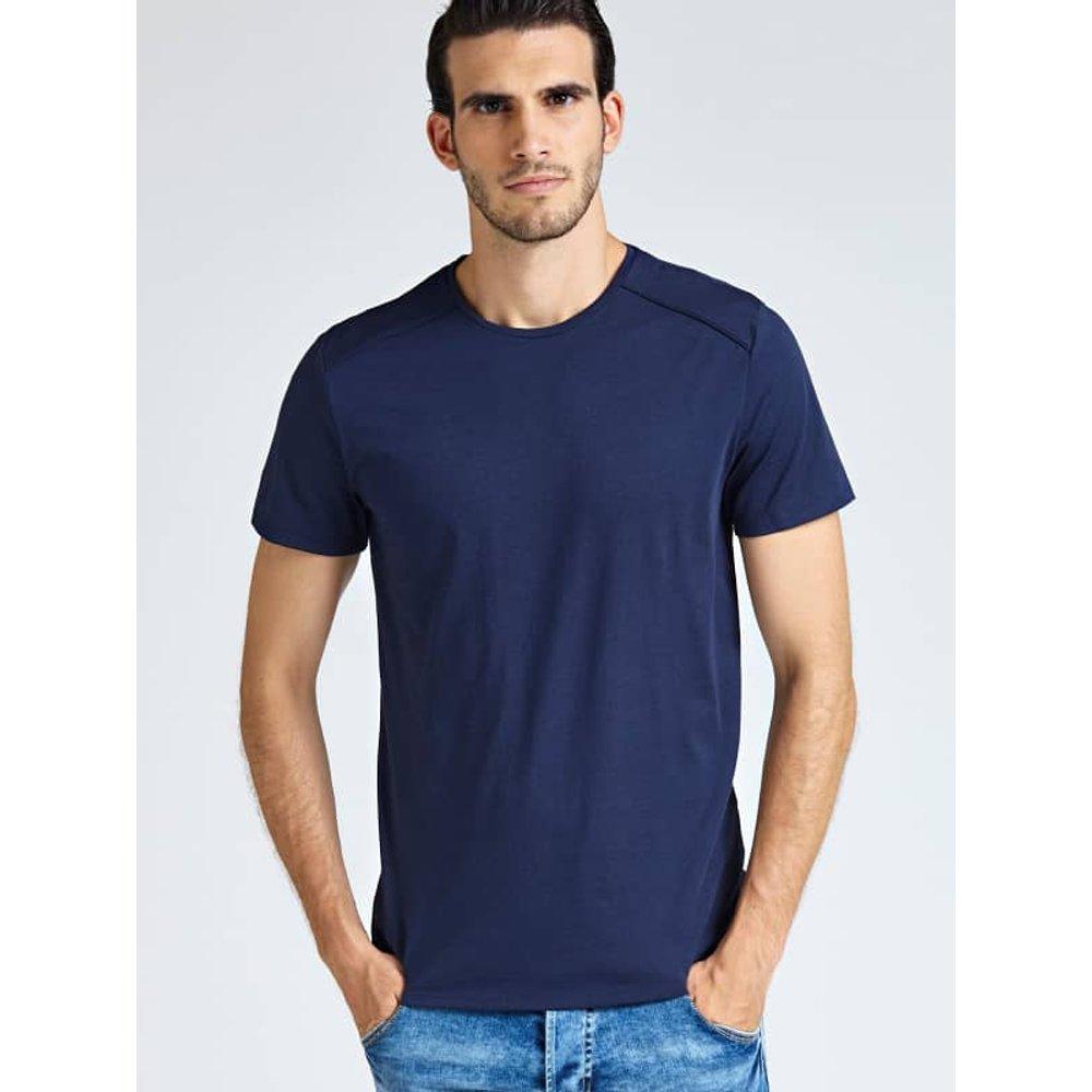 T-Shirt Plaquette Logo - Guess - Modalova