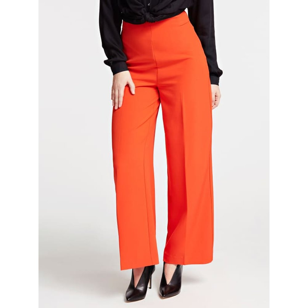 Pantalon Fit And Flare - Guess - Modalova
