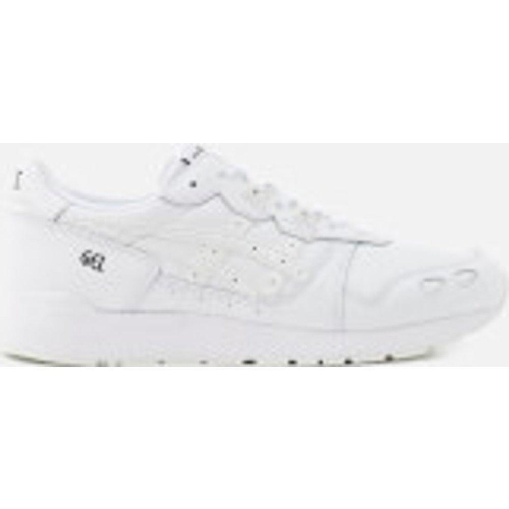 ASICS Mens Gel-Lyte Running Shoes, White WhiteWhite 0101, 10 UK