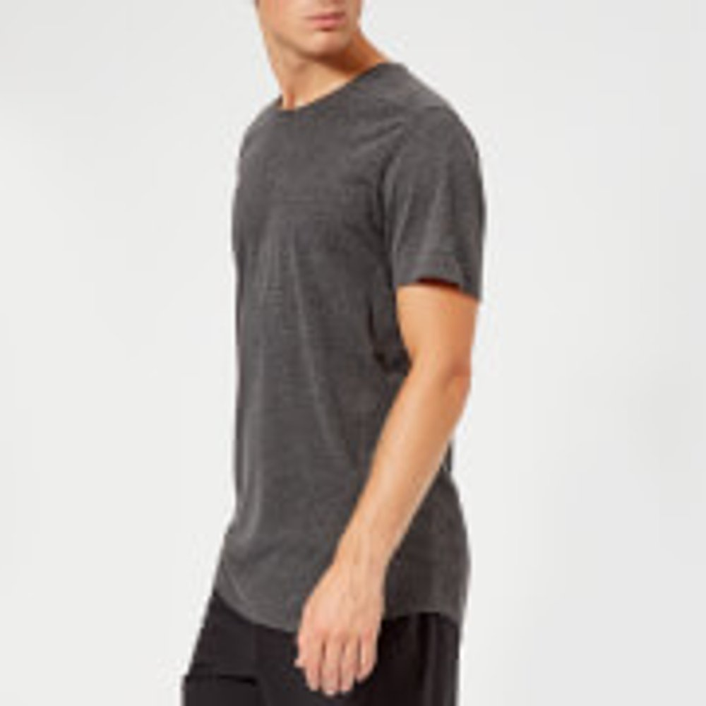 adidas Men's Supernova Pure Running T-Shirt - Grey - M - Grey