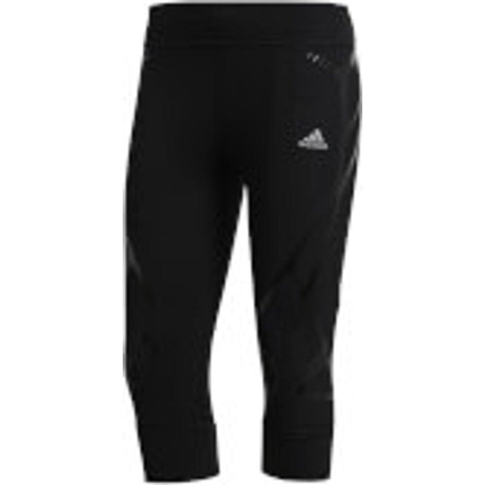 adidas Women's Adizero SW 3/4 Running Tights - Black - XS - Black