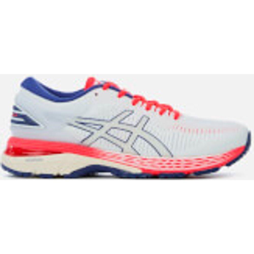 Asics Womens Gel-Kayano 25 Running Shoes, White White 100, 4 UK
