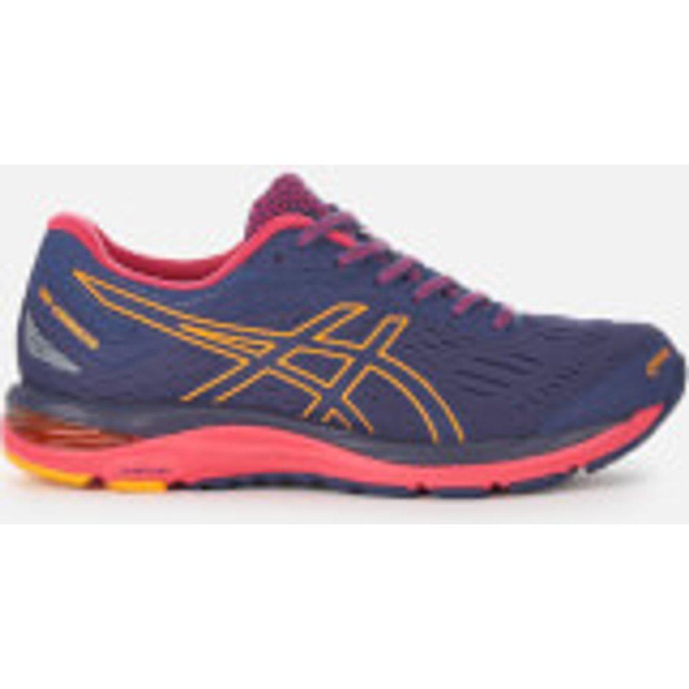 Asics Womens Gel-Cumulus 20 G-tx Running Shoes Blue Indigo BlueAmber 400, 4.5 UK 38 EU