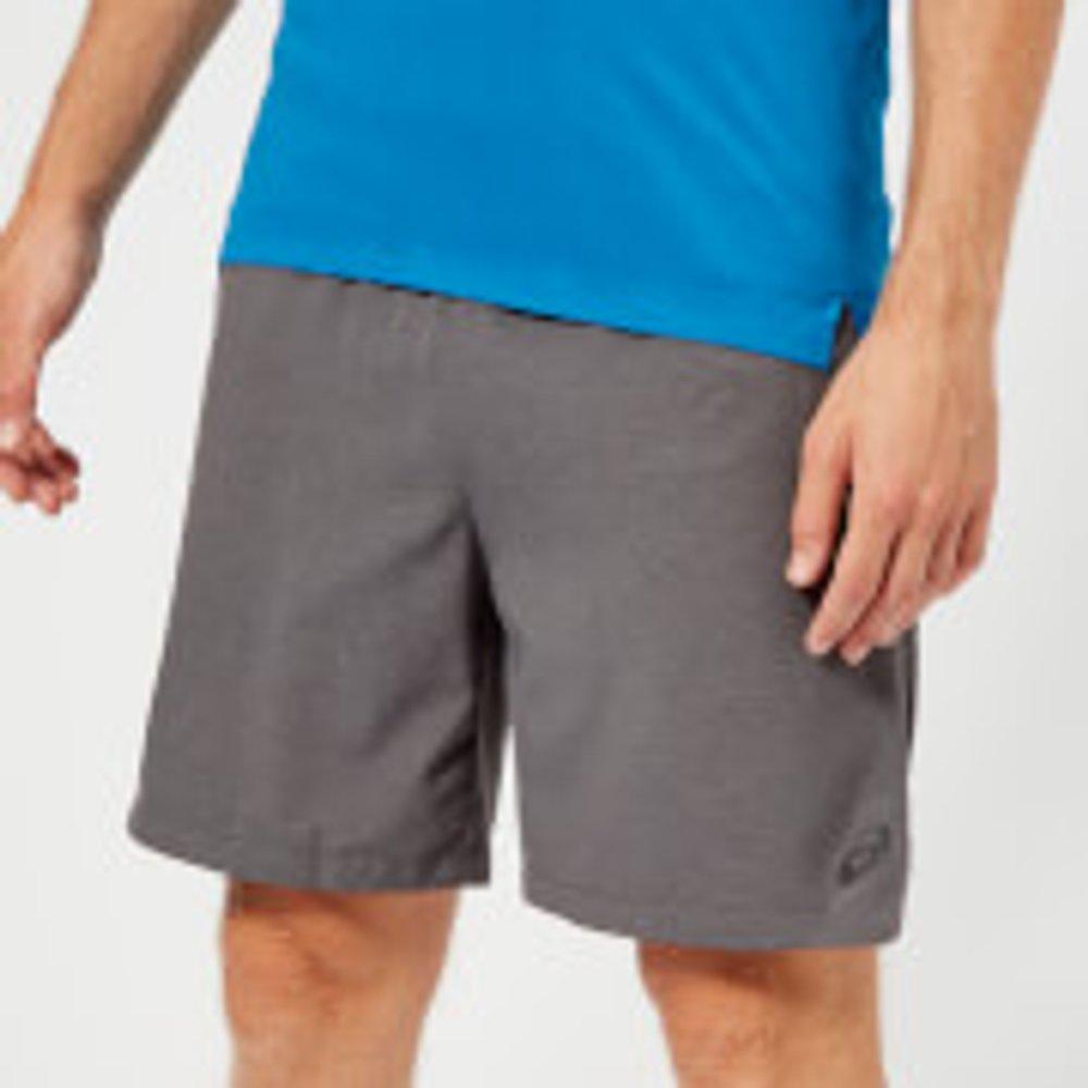 Asics 2 in 1 7inch Training shorts, Dark grey heather, XL