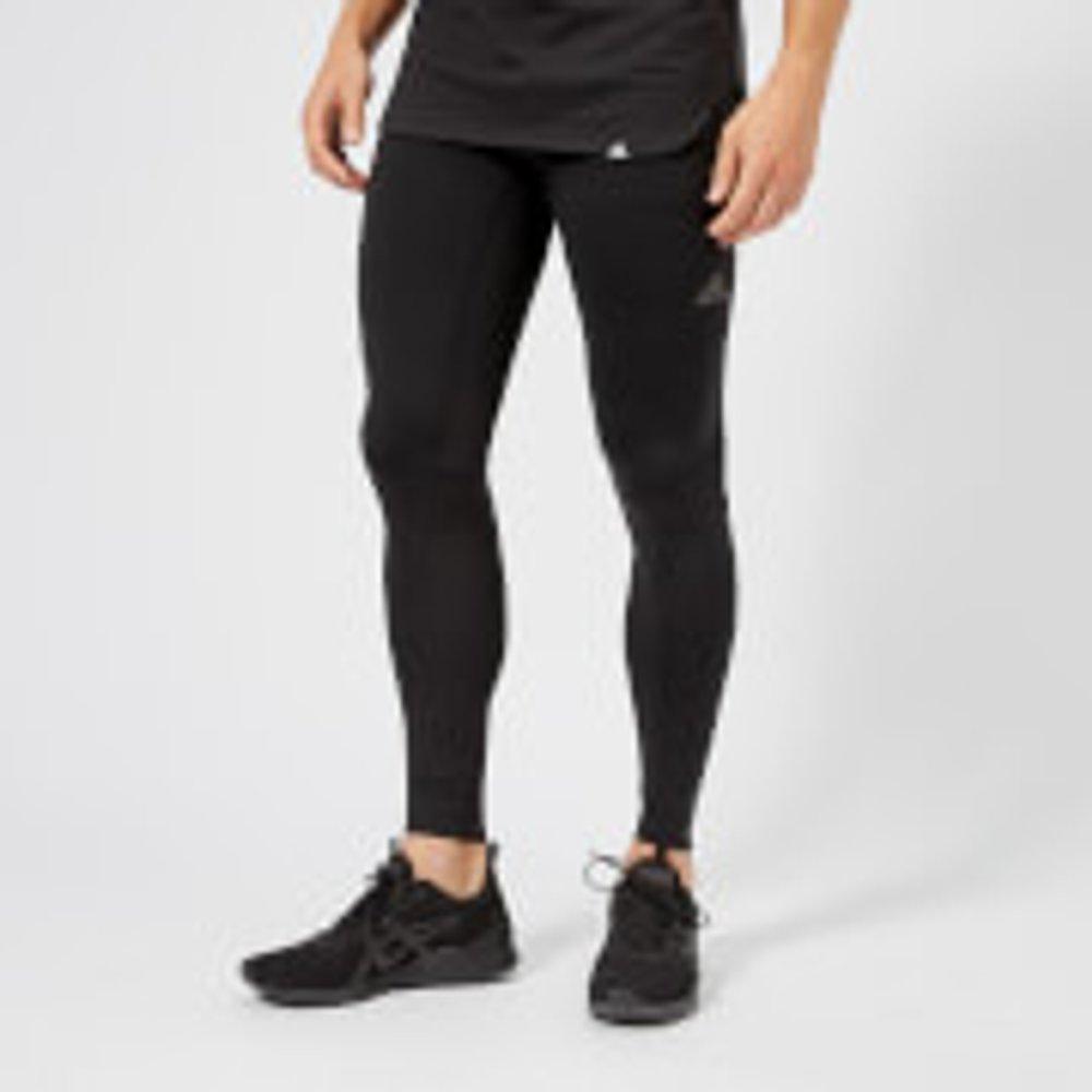adidas Men's Supernova Tights - Black - L - Black