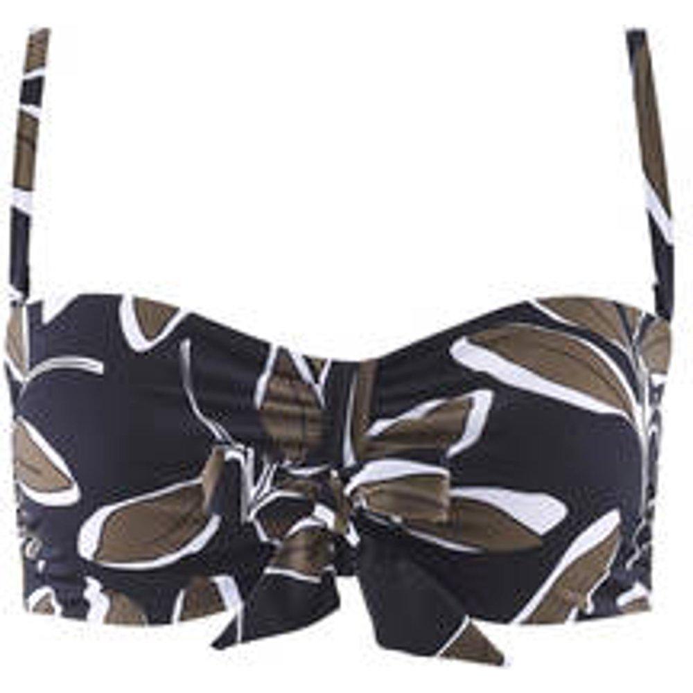 Haut de maillot de bain bandeau coques danse de Feuilles Mix & Match Beauté Sublime - AUBADE - Modalova
