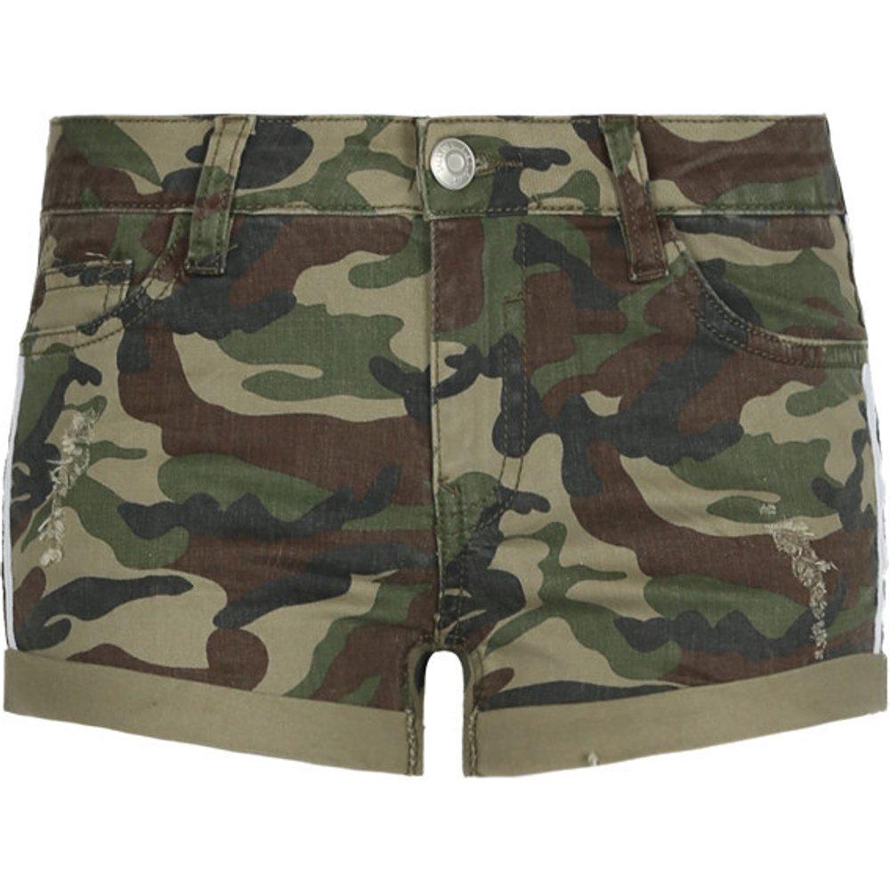 Mini Short Camouflage - TW - Modalova