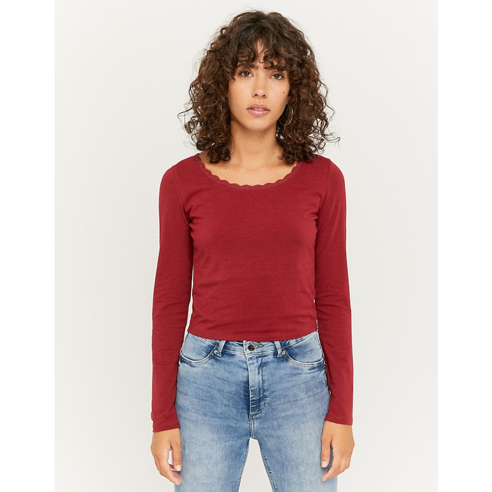 Top Basique Rouge - TW - Modalova