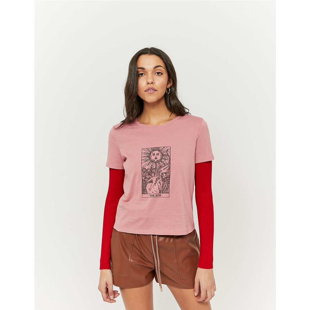 T-Shirt Astro Rose - TW - Modalova