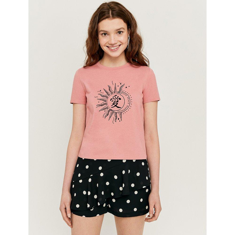 T-Shirt Imprimé Rose - TW - Modalova