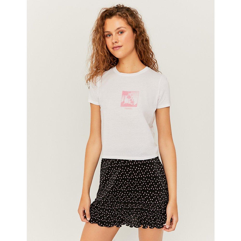 T-Shirt Imprimé Blanc - TW - Modalova