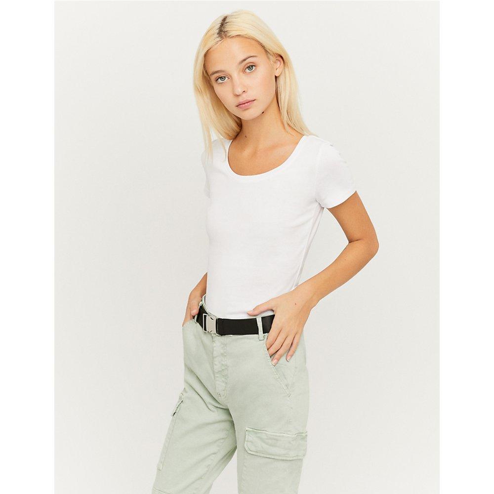 T-Shirt Blanc Basique - TW - Modalova
