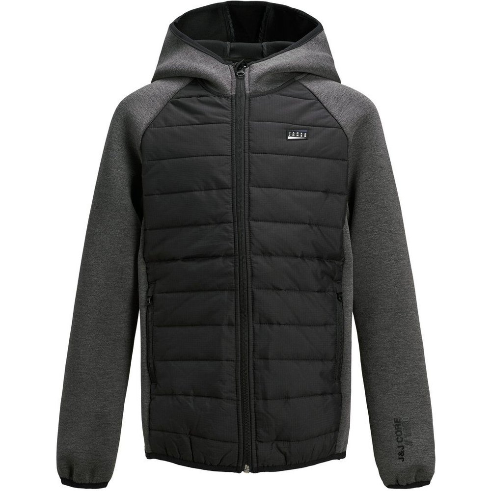 Garçons Capuche Veste Men black - jack & jones - Modalova