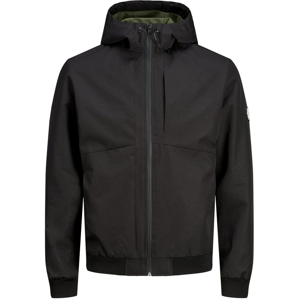 Capuche Veste Men black - jack & jones - Modalova