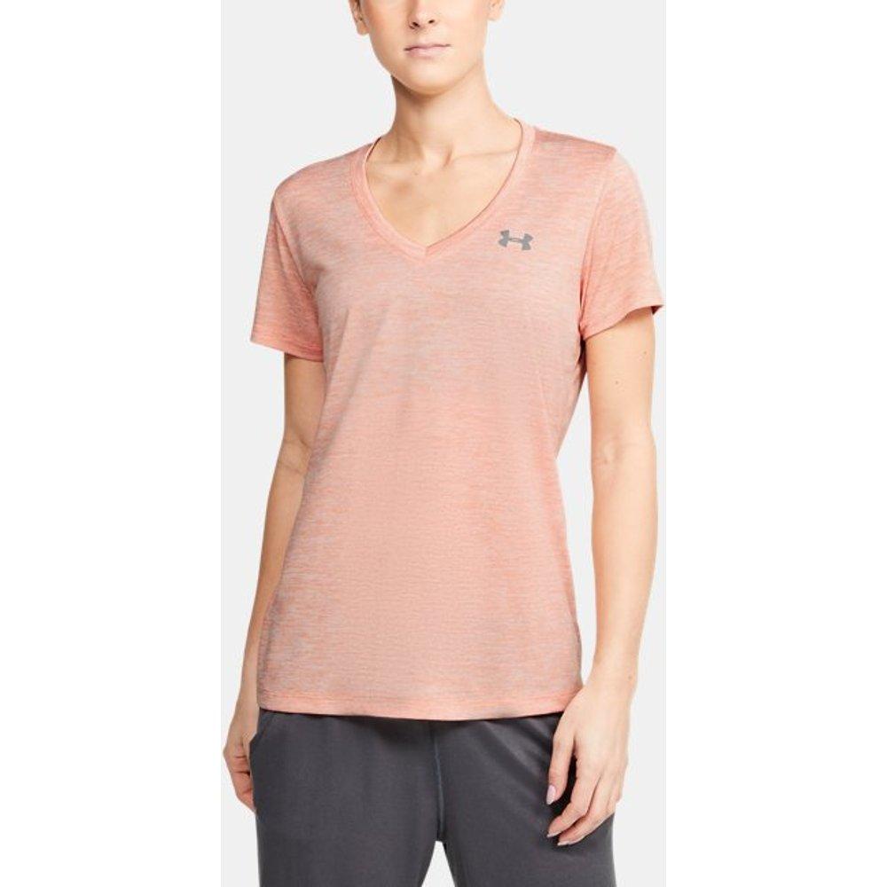 T-shirt en V UA Twist Tech™ - Under Armour - Modalova