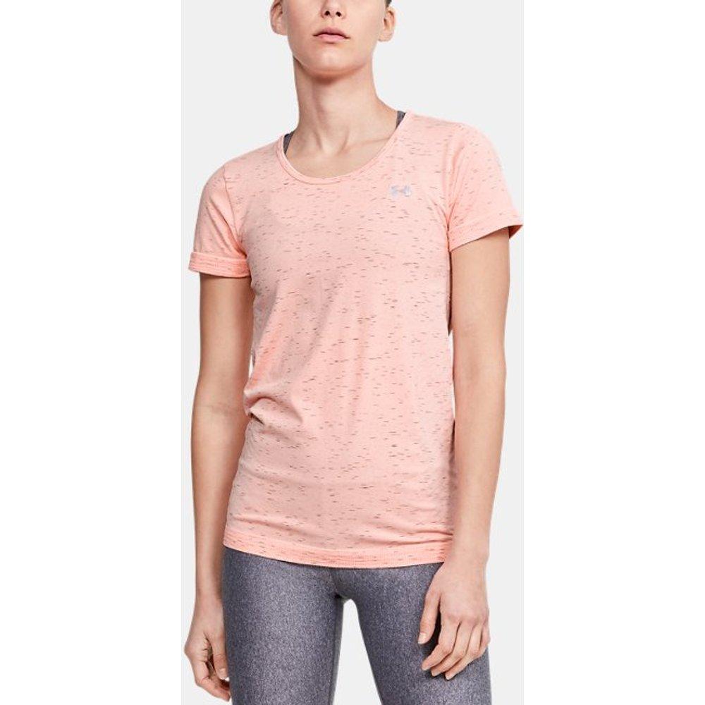 T-shirt à manches courtes UA Seamless Melange - Under Armour - Modalova