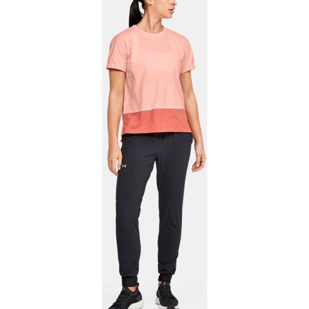 T-shirt à manches courtes Charged Cotton® - Under Armour - Modalova