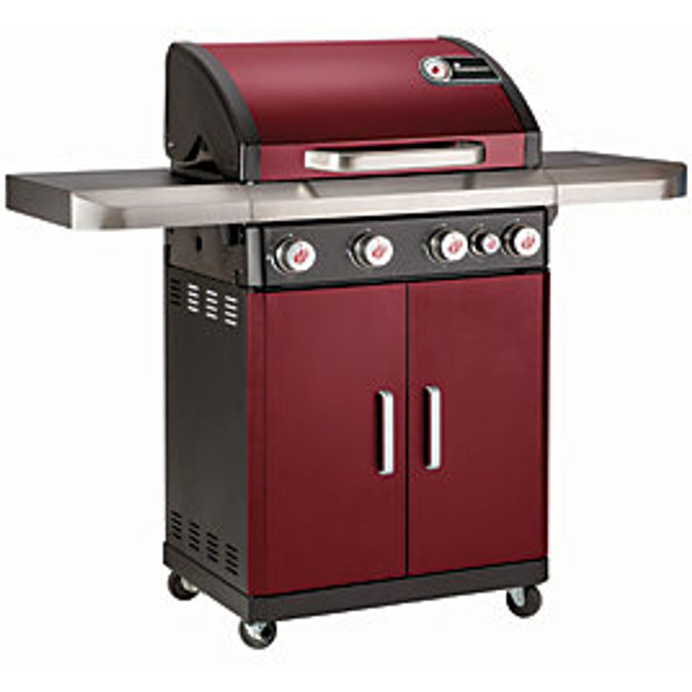 Landmann 4.1 Rexon PTS 5 Gas Burner BBQ -Red