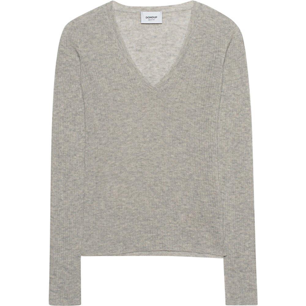 Artikel klicken und genauer betrachten! - Wollpullover mit Kaschmiranteil  | im Online Shop kaufen