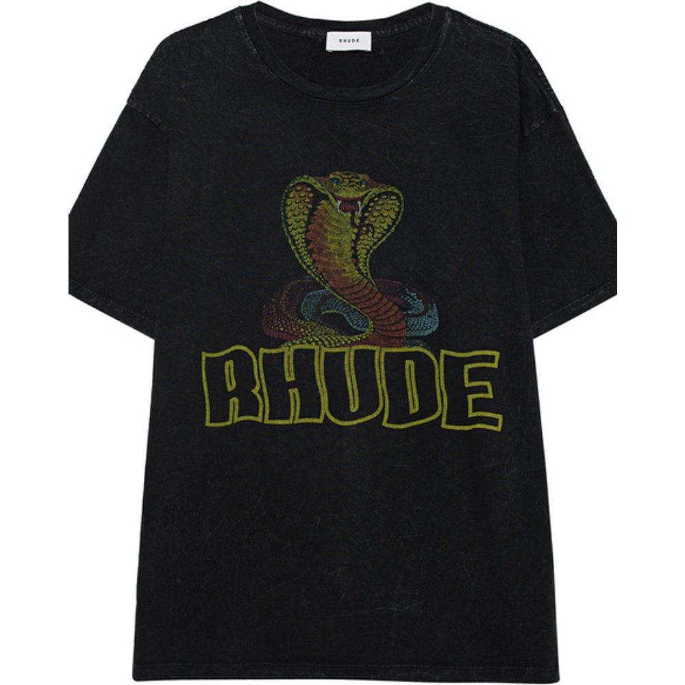 Artikel klicken und genauer betrachten! - Bedrucktes Oversize T-Shirt  | im Online Shop kaufen