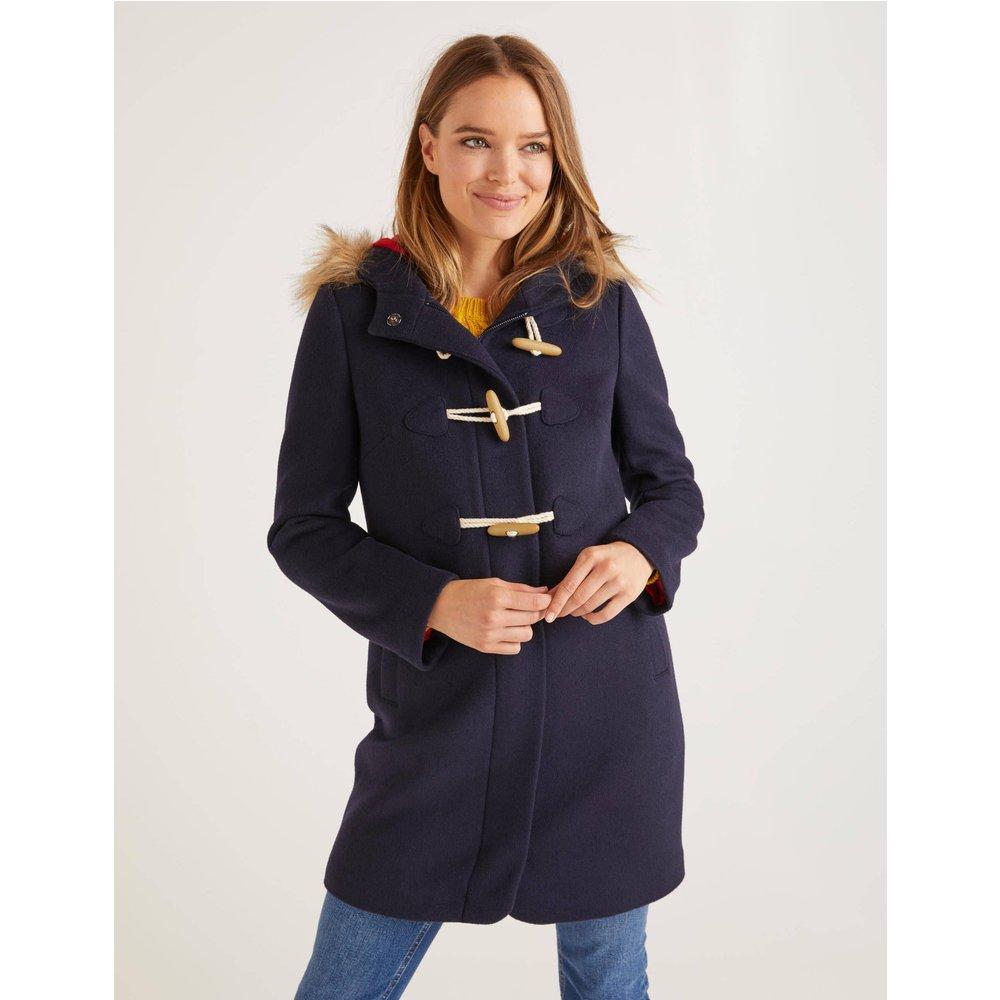 Duffle-coat Brontë NAV  - Boden - Modalova
