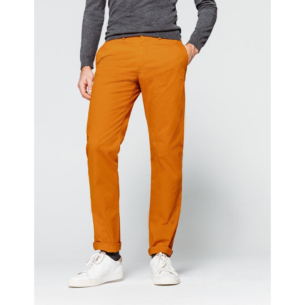 Pantalon chino coupe droite / - Brice - Modalova