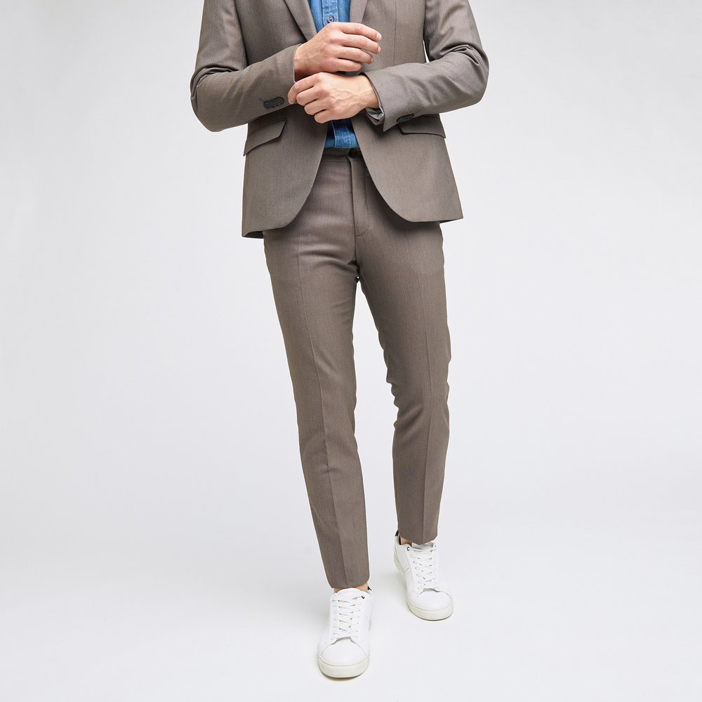 Pantalon de costume slim - Brice - Modalova