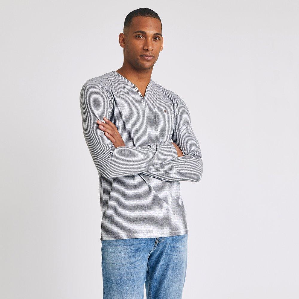 Tee shirt de pyjama manches longues - Brice - Modalova