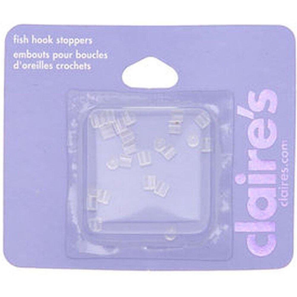 Lot de 12 paires d'embouts pour boucles d'oreilles crochets - Claire's - Modalova