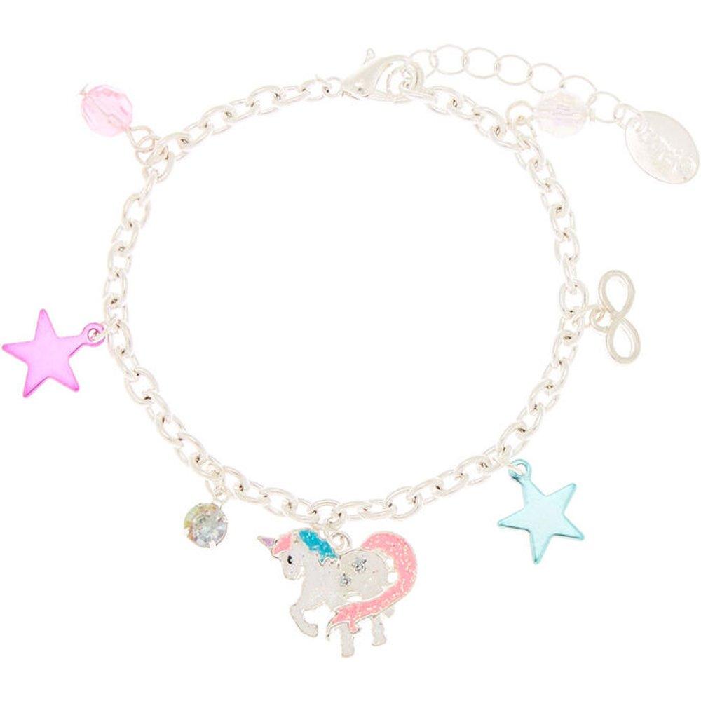 Bracelet à breloque licorne cosmique - Claire's - Modalova