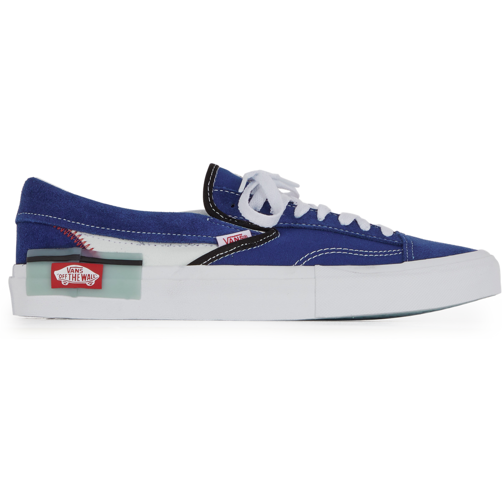Slip On Cap Vans Gris/bleu 40 Male - Vans - Modalova