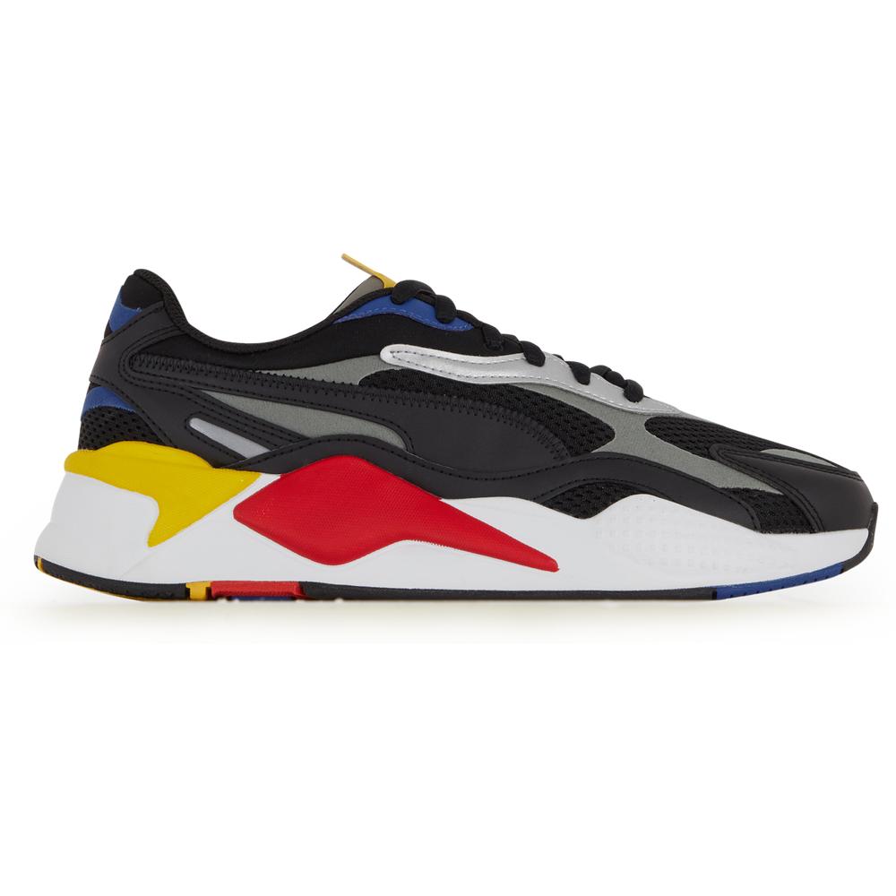 Rs-x3 Puma Noir/rouge/jaune 40 Male - Puma - Modalova