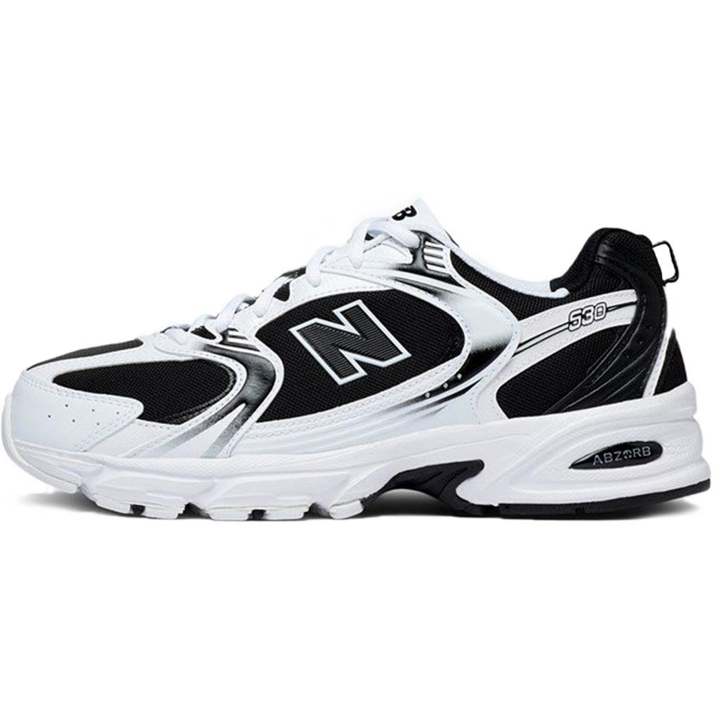 New Balance Noir/blanc 45 Male - New Balance - Modalova