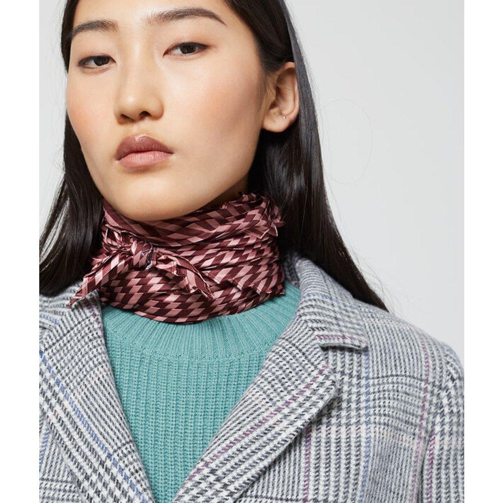 Foulard plissé à rayures - INGRID - TU -  - Etam - Modalova
