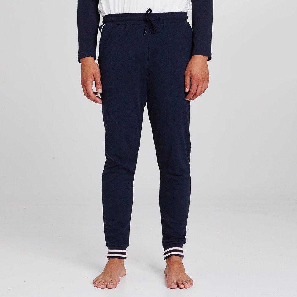 Pantalon de pyjama jogging molleton - Jules - Modalova