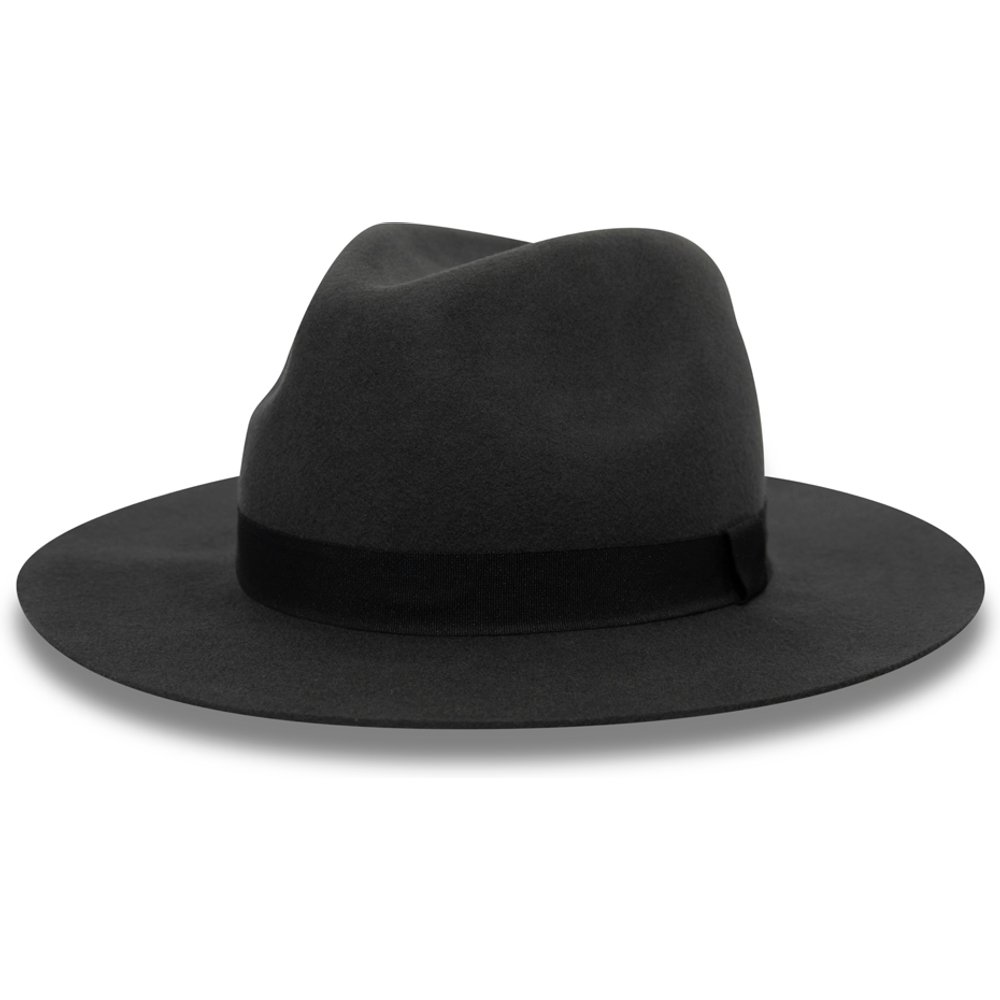 New Era Black Fedora - newera - Modalova