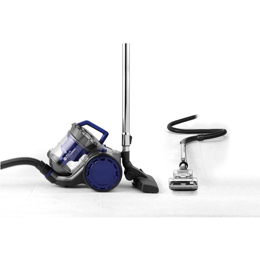 Beldray Multi Cyclonic Pet+ 2.5L Vacuum Cleaner - Grey/Blue