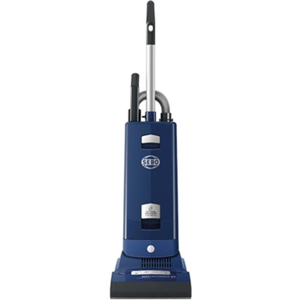 Sebo X7 Extra ePower Vacuum Cleaner - Navy