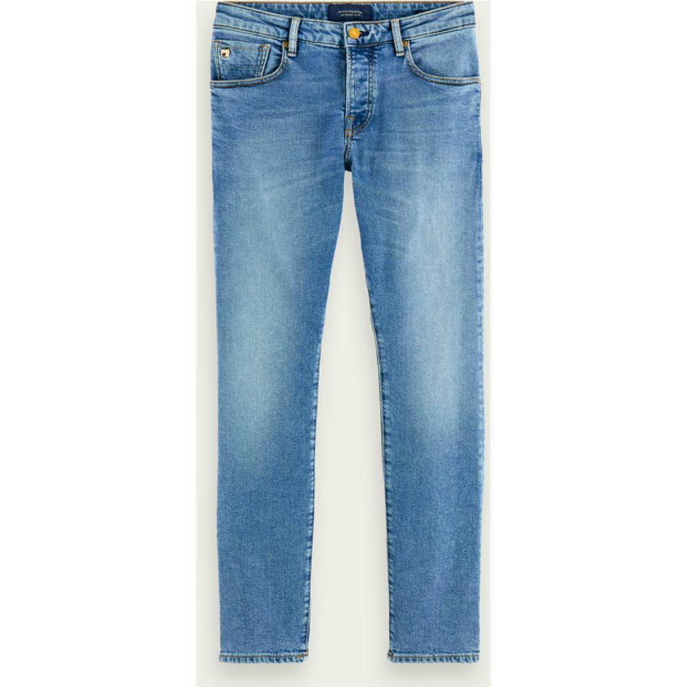 Ralston – Midday Blauw   Jean regular slim fit - Scotch & Soda - Modalova