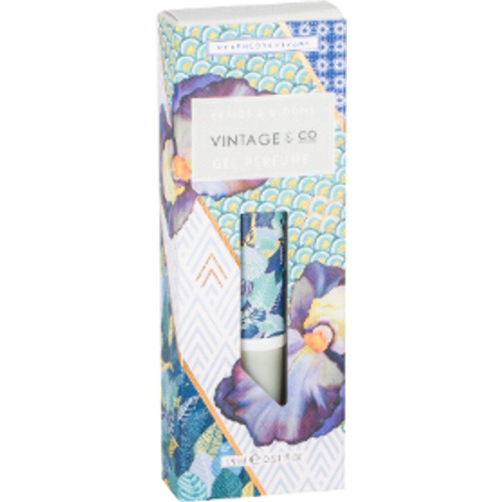Vintage & Co Rose Frankincense Gel Perfume