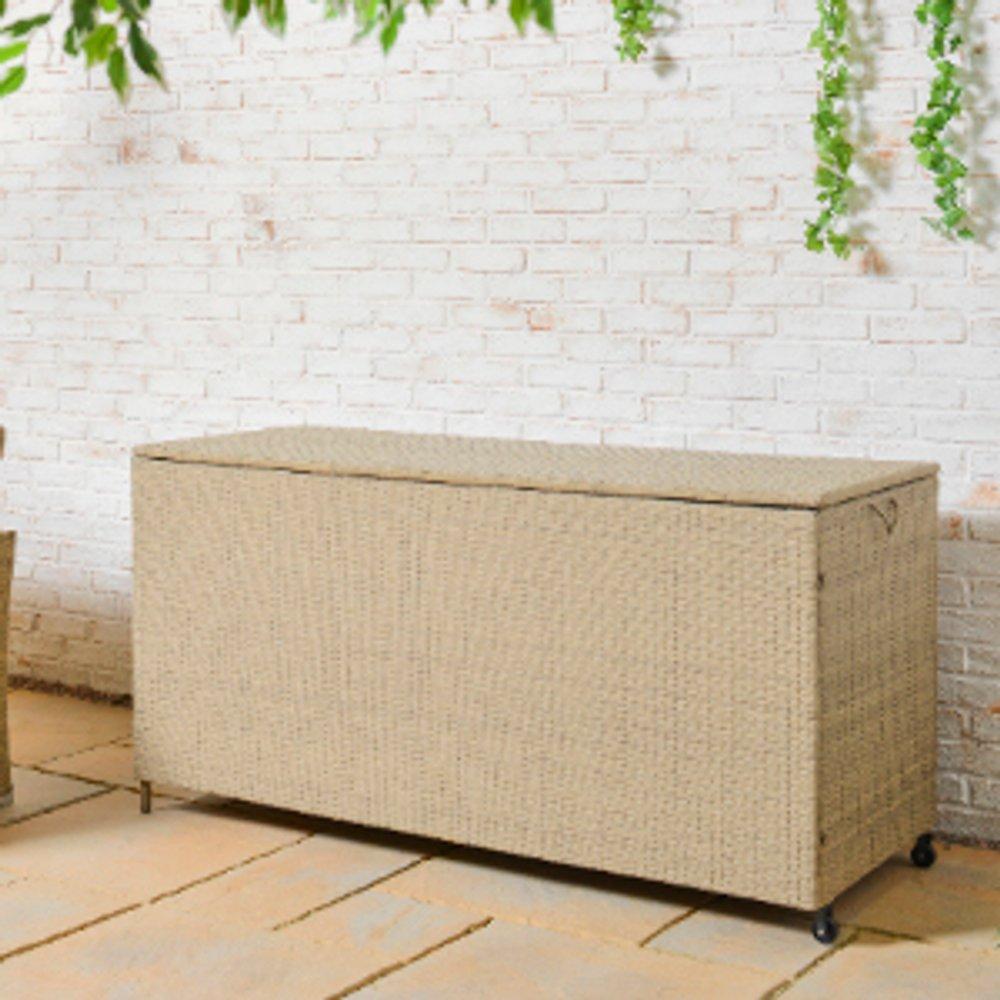 New Hampshire Cushion Box - Neutral