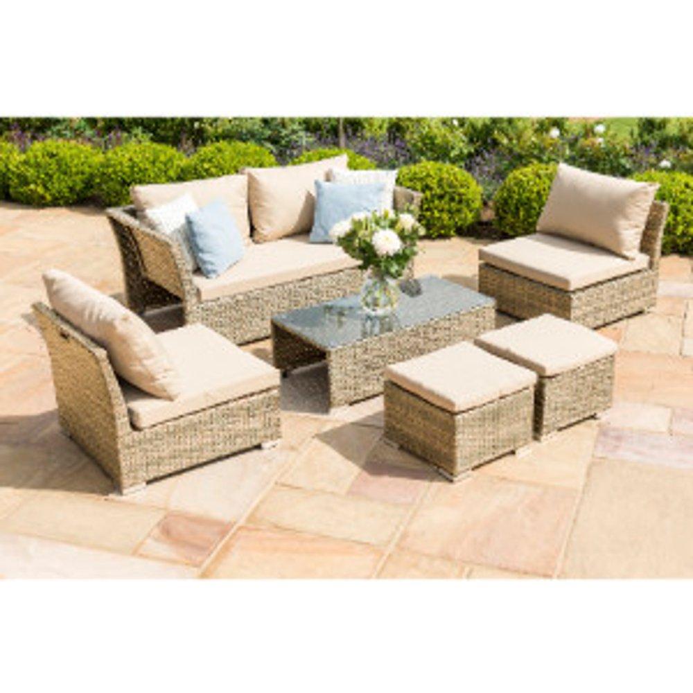 Maze Seville Sofa Set - Tuscany
