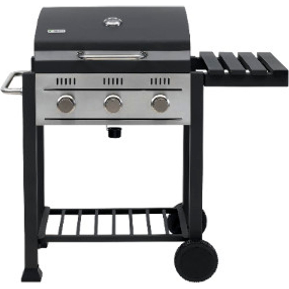 Tepro Toronto Three Burner Gas BBQ with Thermometer