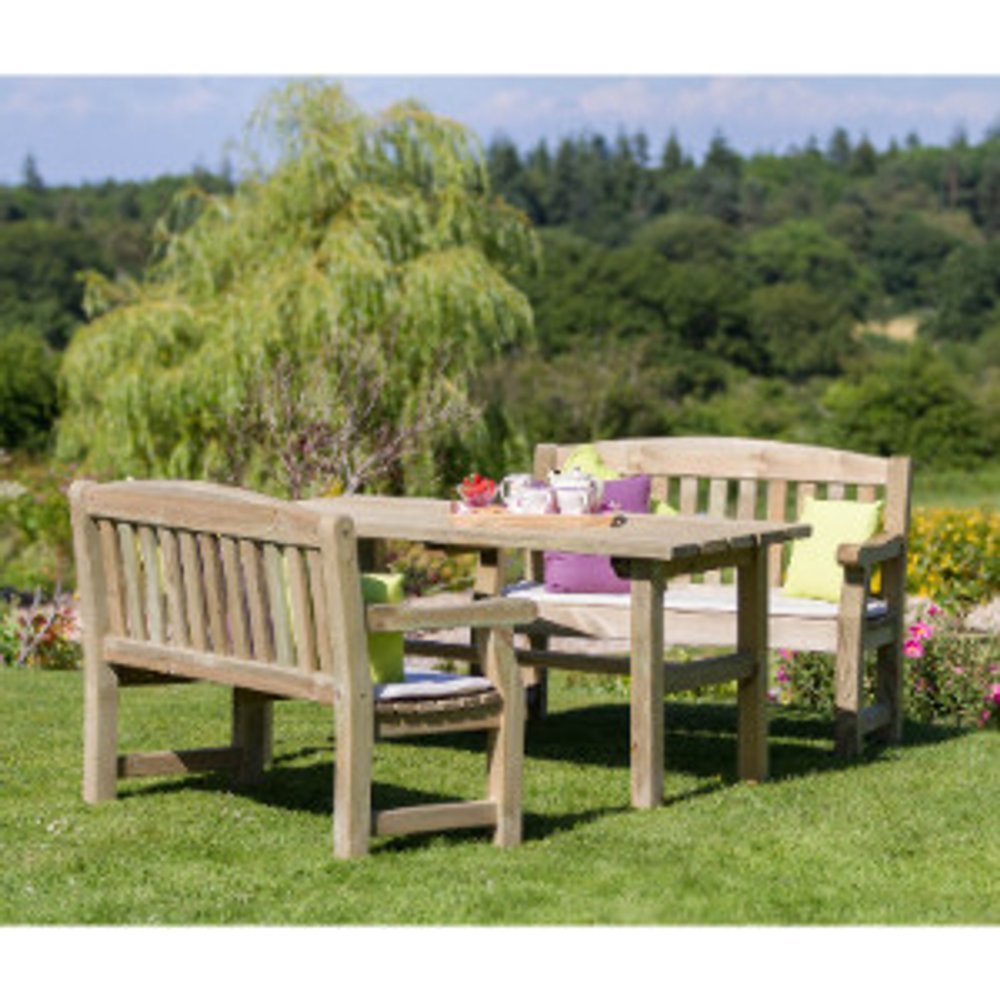 Emily Table And Bench Set