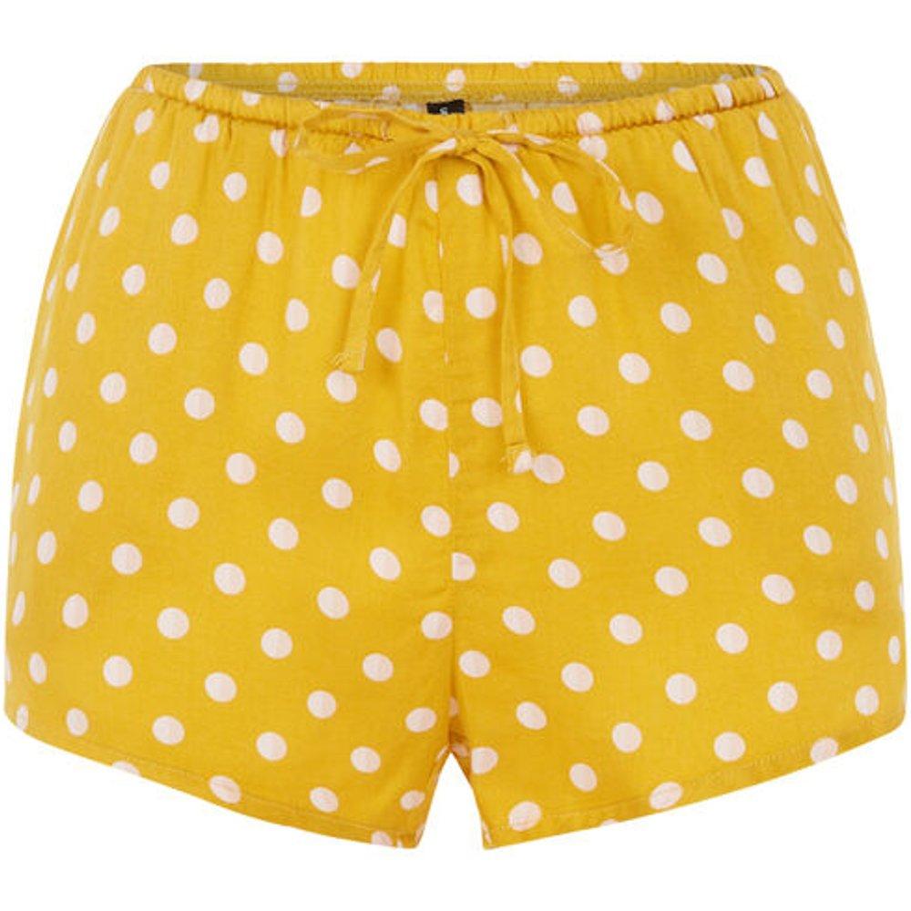 Short jaune doré cortiniz - Undiz - Modalova