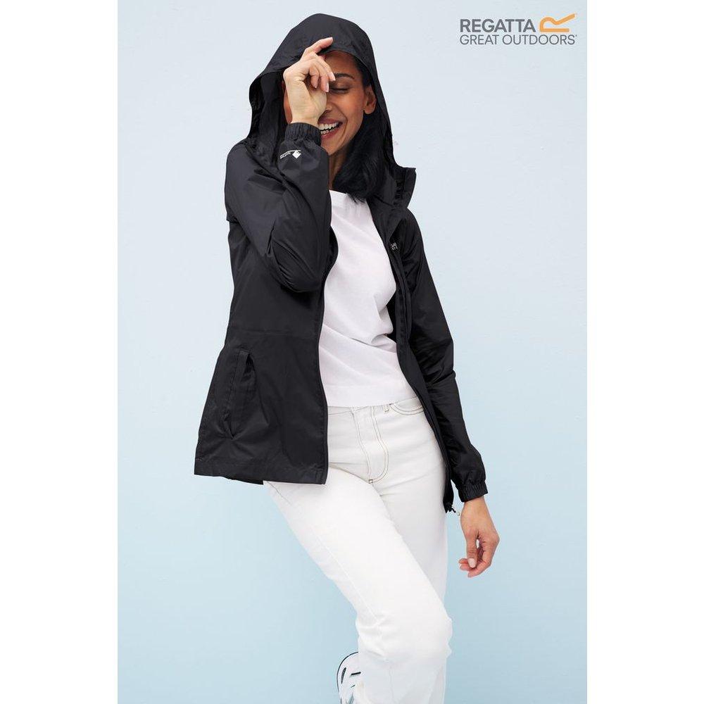 Regatta Womens Wmn Pk It Jkt III Jacket, Black, 10 UK 36 EU