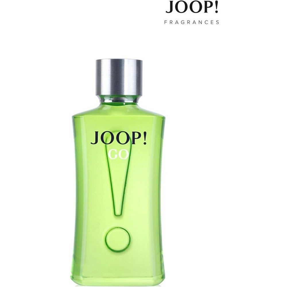 Womens Joop! Go Eau De Toilette Spray 50 ml -  Green